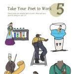 Take Your Poet to Work Day Infographic