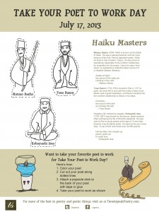 Take Your Poet to Work - Haiku Masters