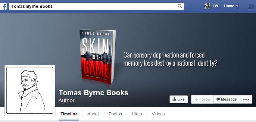 Tomas Byrne Facebook