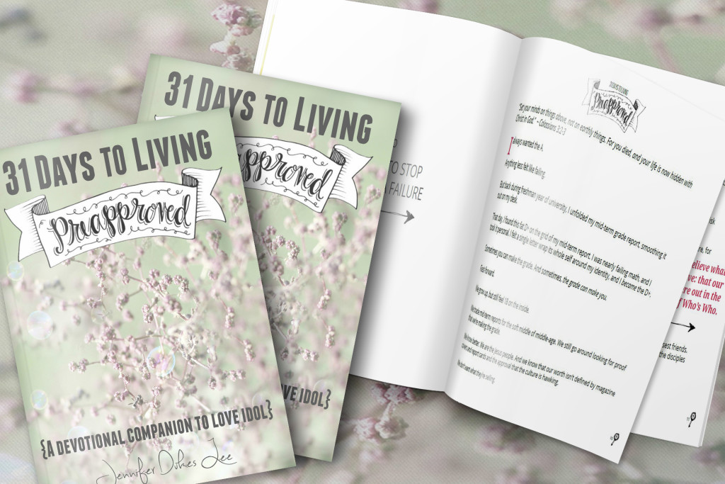 31 days to living pre-approved mockup